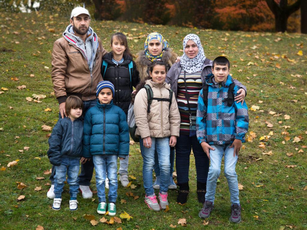 Familie 8
